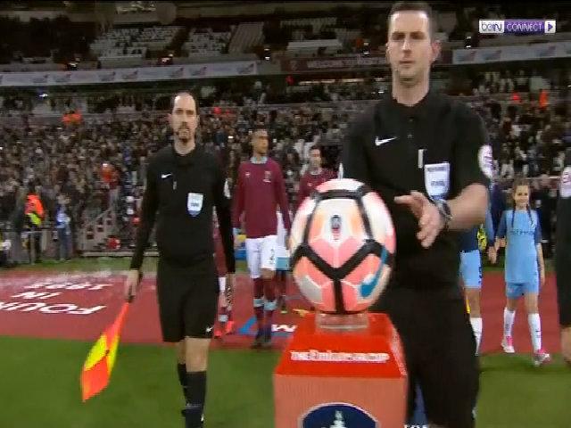 West Ham United 0-5 Manchester City
