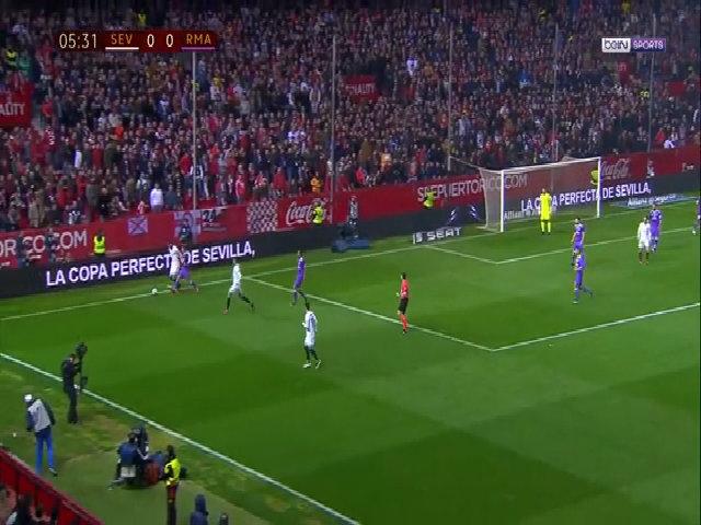Sevilla 3-3 Real Madrid