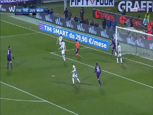 Fiorentina 2-1 Juventus