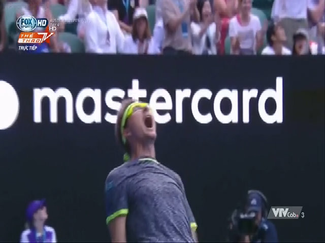 Denis Istomin 3-1 Novak Djokovic