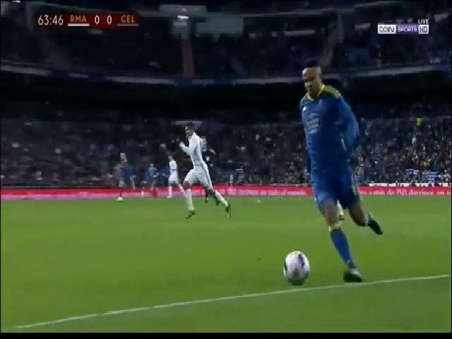 Real Madrid 1-2 Celta Vigo