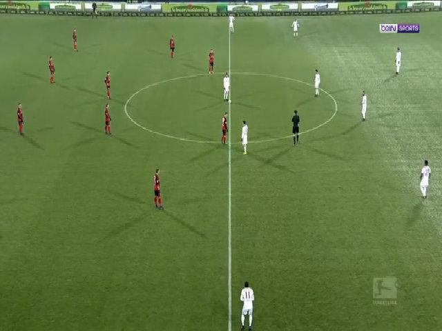 Freiburg 1-2 Bayern Munich