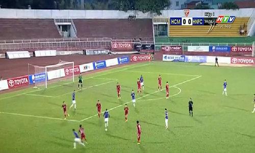 TP Hồ Chí Minh 1-2 Hà Nội