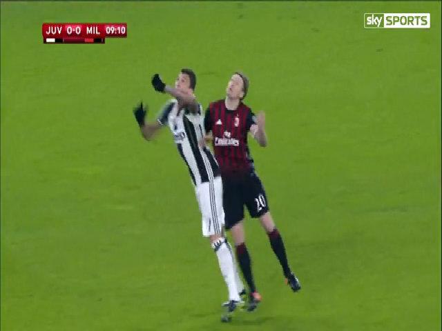 Juventus 2-1 AC Milan