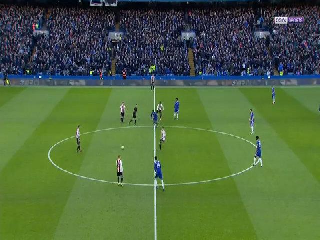 Chelsea 4-0 Brentford