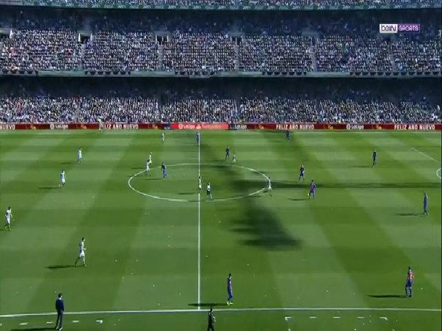 Real Betis 1-1 Barcelona