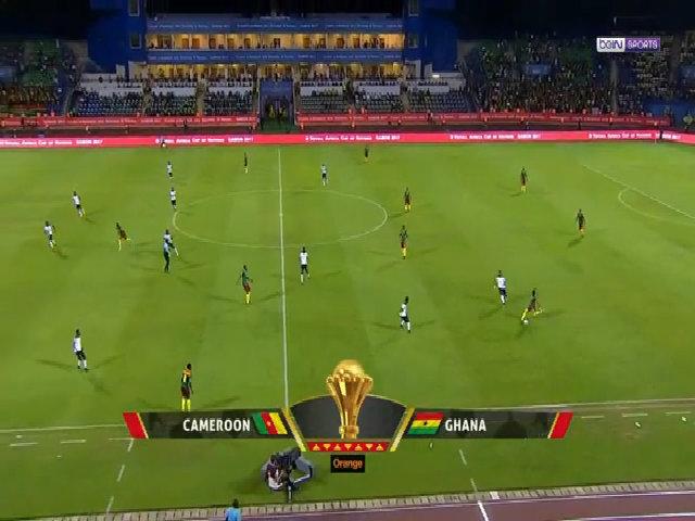 Cameroon 2-0 Ghana