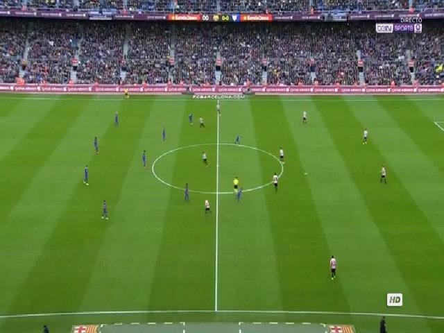 Barcelona 3-0 Athletic Bilbao