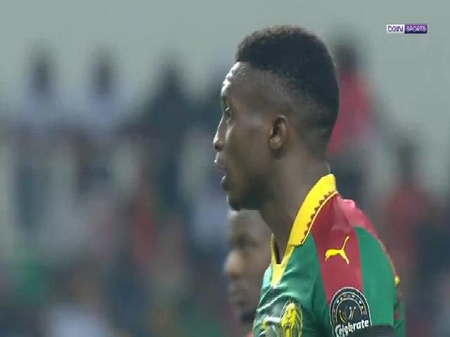 Ai Cập 1-2 Cameroon