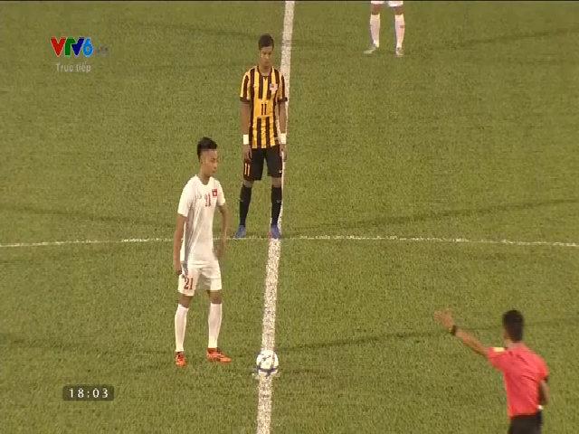 U23 Việt Nam - U23 Malaysia
