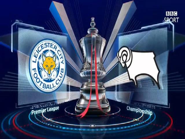 Leicester 3-1 Derby
