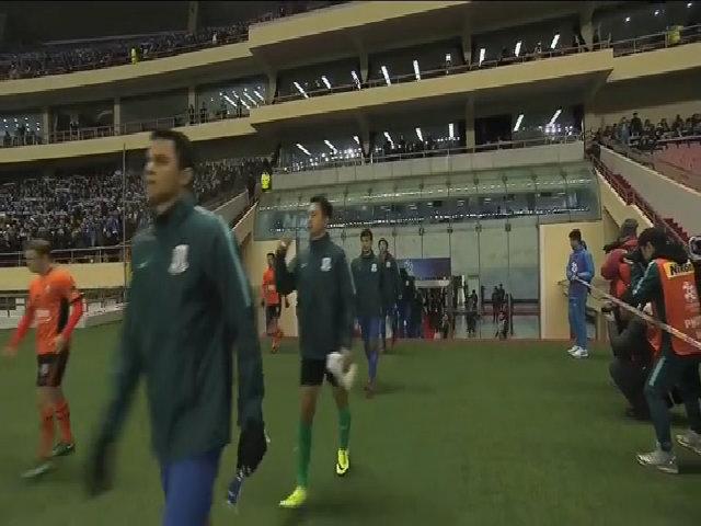 Thượng Hải 0-2Brisbane Roar