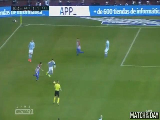 Tuyệt phẩm của Torres vào lưới Celta