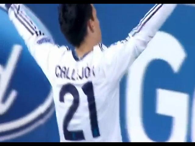 Những bàn thắng của Callejon cho Real Madrid