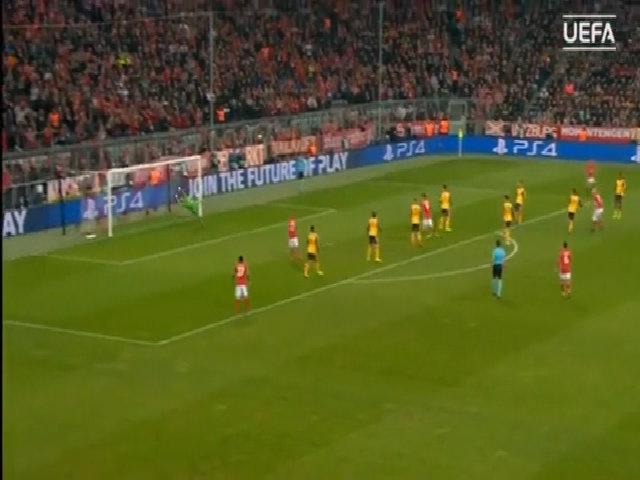 Bayern 5-1 Arsenal