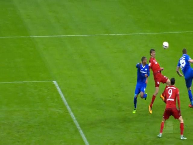 Những pha ghi bàn của Muller