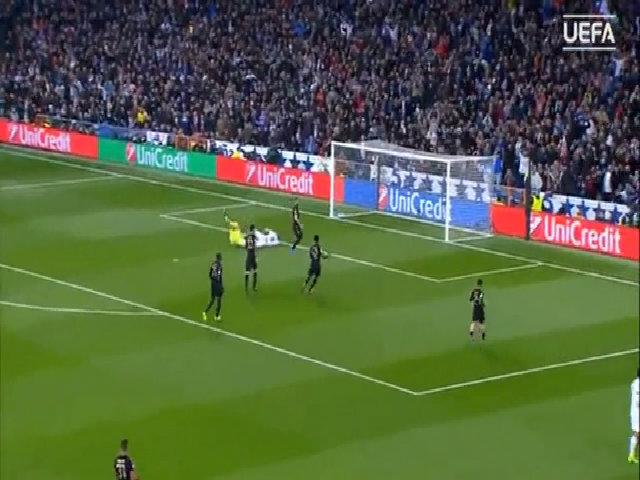 Real Madrid 3-1 Napoli