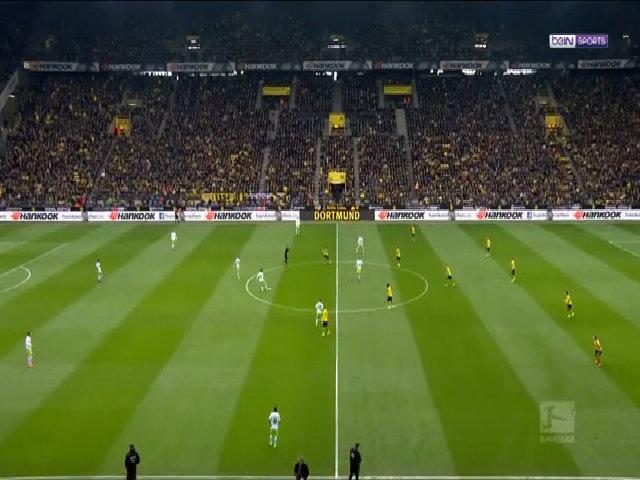 Borussia Dortmund 3-0 Wolfsburg