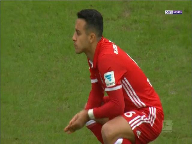 Hertha Berlin 1-1 Bayern Munich