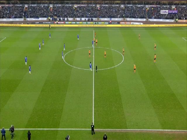 Wolverhampton Wanderers 0-2 Chelsea