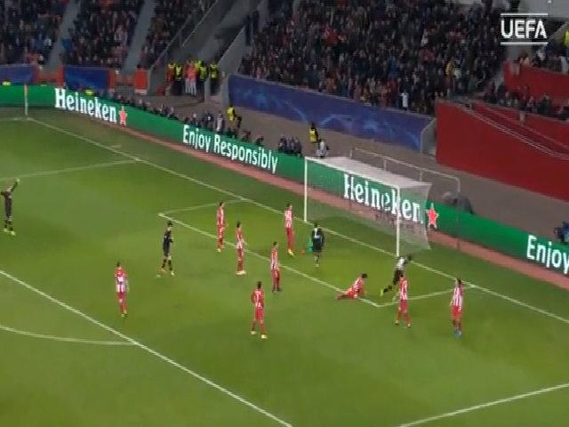 Bayer Leverkusen 2-4 Atletico Madrid