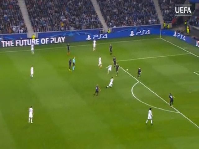 FC Porto 0-2 Juventus