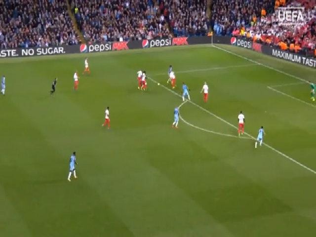 Manchester City 5-3 Monaco