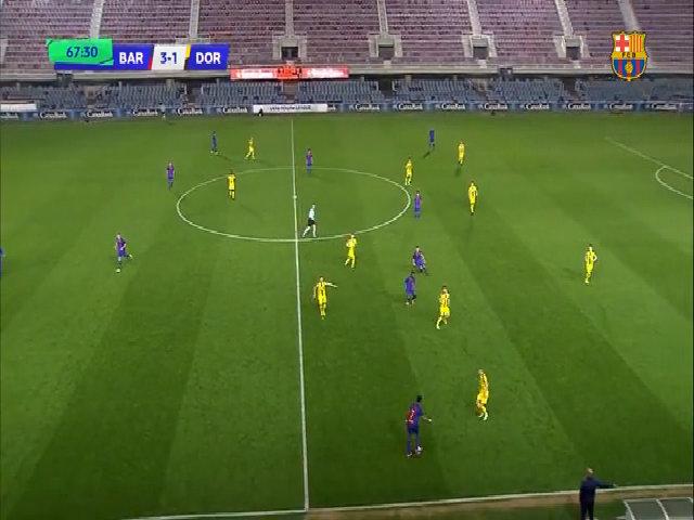 U19 Barcelona 4-1 U19 Dortmund