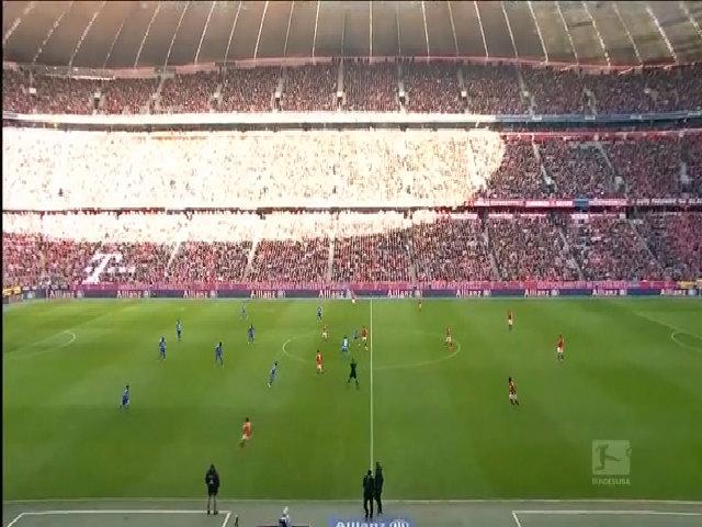Bayern Munich 8-0 Hamburger SV