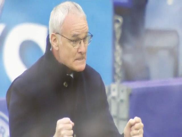 Những khoảnh khắc đẹp nhất của Ranieri với Leicester