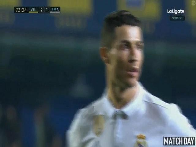 Ronaldo trở thành Vua đá phạt đền mới của La Liga