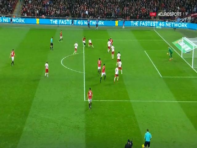 Truyền hình trực tiếp: Man Utd - Southampton (Không nhúng text)