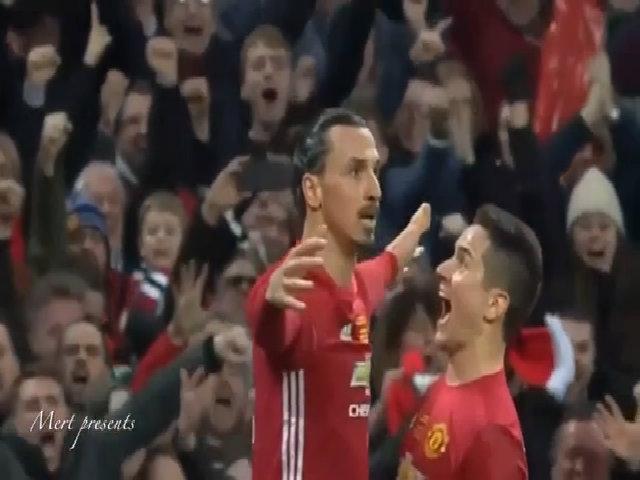 Hai con trai thuyết phục Ibrahimovic đến Man Utd