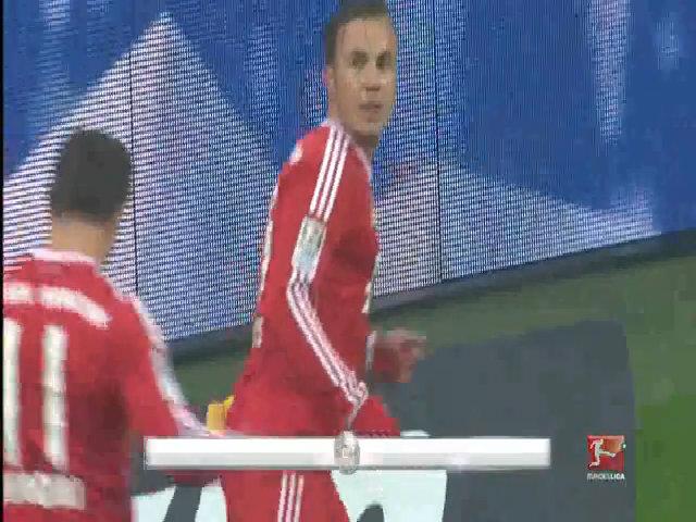 Top 5 bàn thắng của Goetze cho Bayern