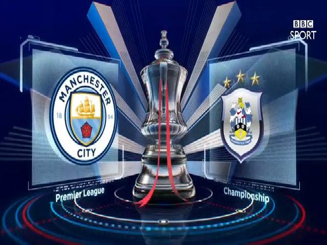 Manchester City 5-1 Huddersfield Town