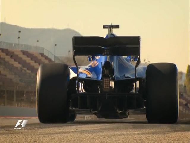 Ngày đua thử thứ ba trước mùa giải F1 2017