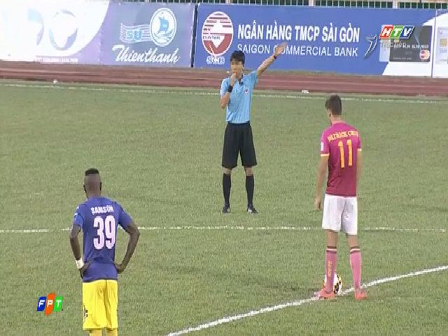 Sài Gòn 0-0 Hà Nội