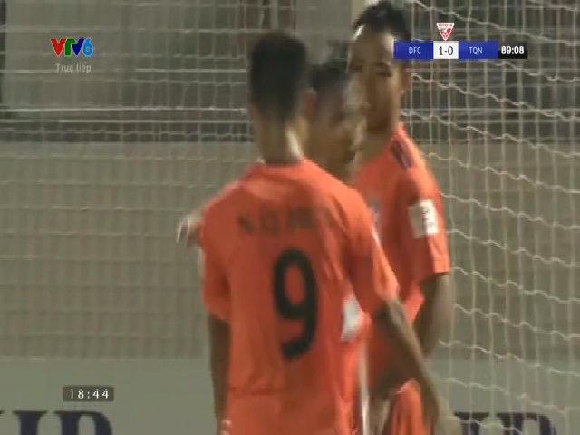 Đà Nẵng 2-0 Quảng Ninh