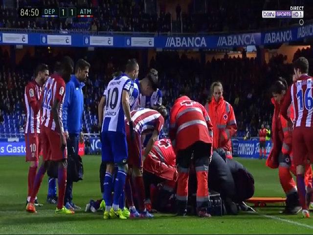 Torres gặp chấn thương nghiêm trọng