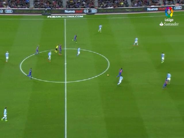 Barcelona 5-0 Celta de Vigo