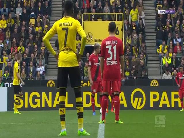 Borussia Dortmund 6-2 Bayer Leverkusen