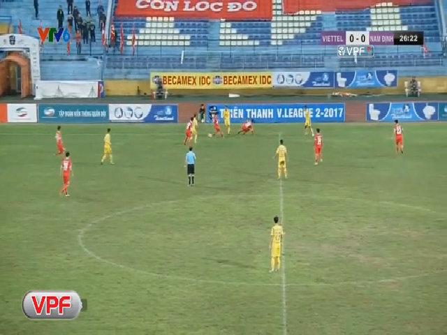 Viettel 1-1 Nam Định