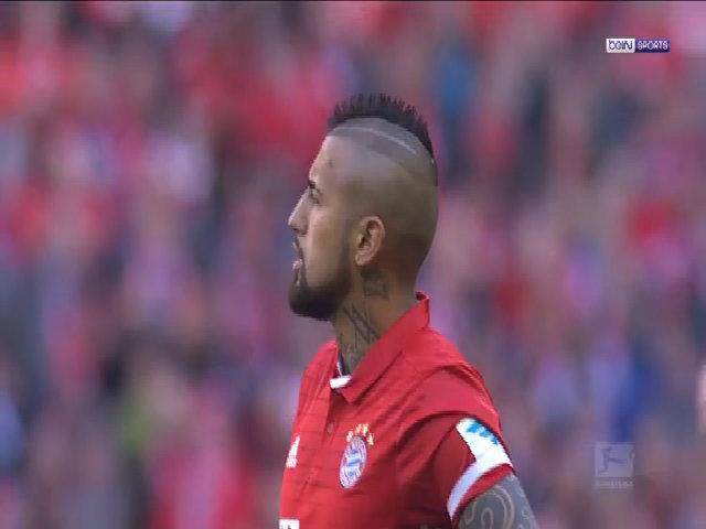 Bayern Munich 3-0 Eintracht Frankfurt