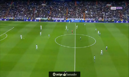 Real Madrid 2-1 Real Betis
