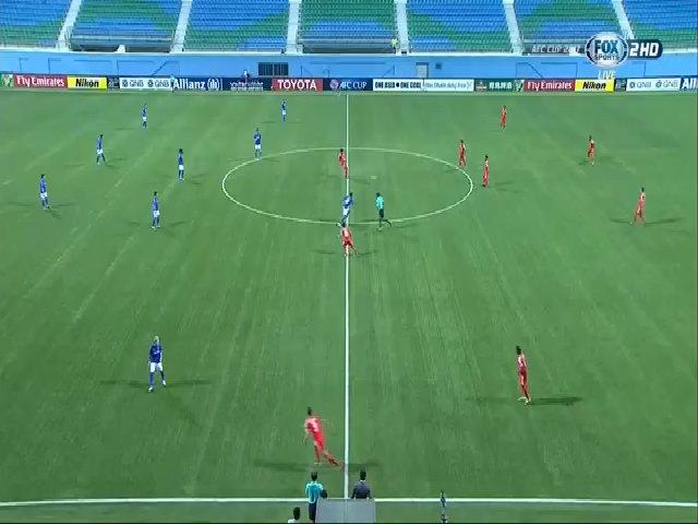 Home United 3-2 Quảng Ninh