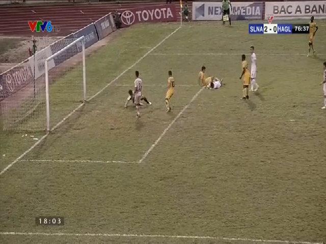 Sông Lam Nghệ An 2-0 Hoàng Anh Gia Lai