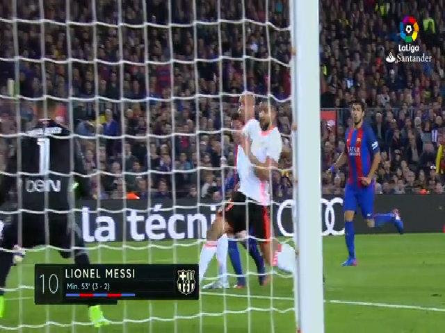 Barca mất Messi ở vòng 29 La Liga