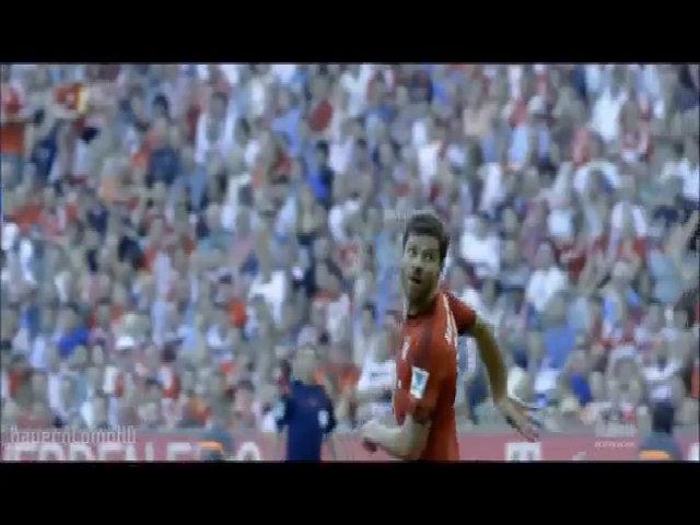 Kỹ năng chuyền bóng của Alonso