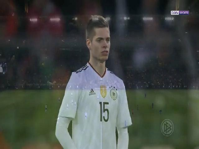 Đức 1-0 Anh