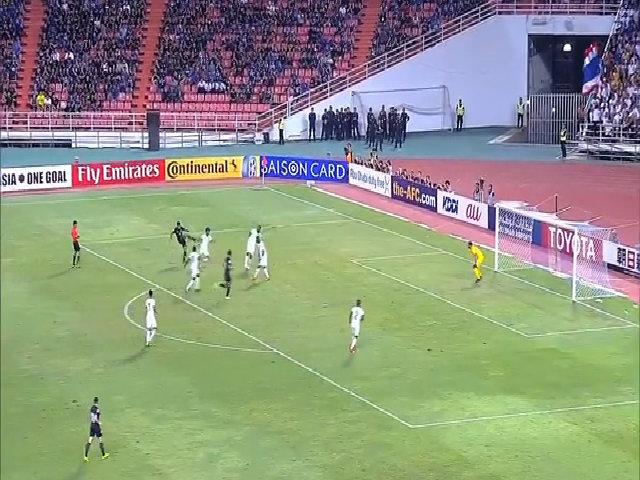 Thái Lan 0-3 Ảrập Xê-út